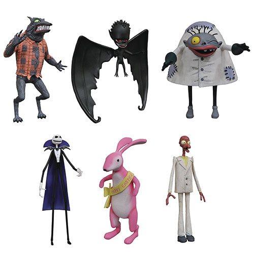 Diamond Select Toys The Nightmare Before Christmas Select Series 5