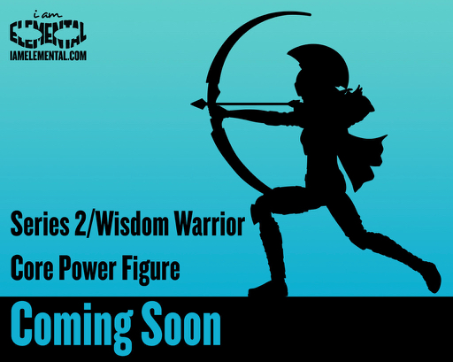 IAmElemental To Unveil New Female 6.5″ Action Figure At New York ToyFair 2018