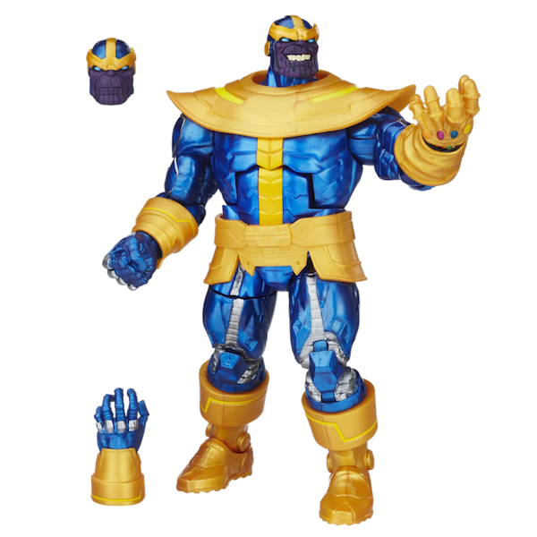 Hasbro Marvel Legends 6″ Wal-Mart Exclusive Thanos Figure Available For Store Pick-Up