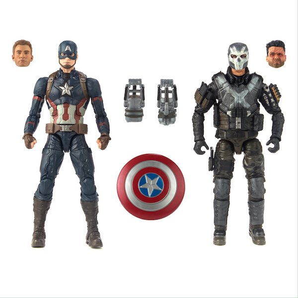 Hasbro Marvel Legends 6″ – The First Ten Years Figure Pre-Orders On Amazon