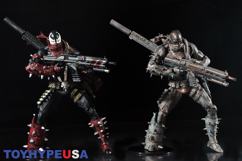 McFarlane Toys Commando Spawn 7″ Figure Review