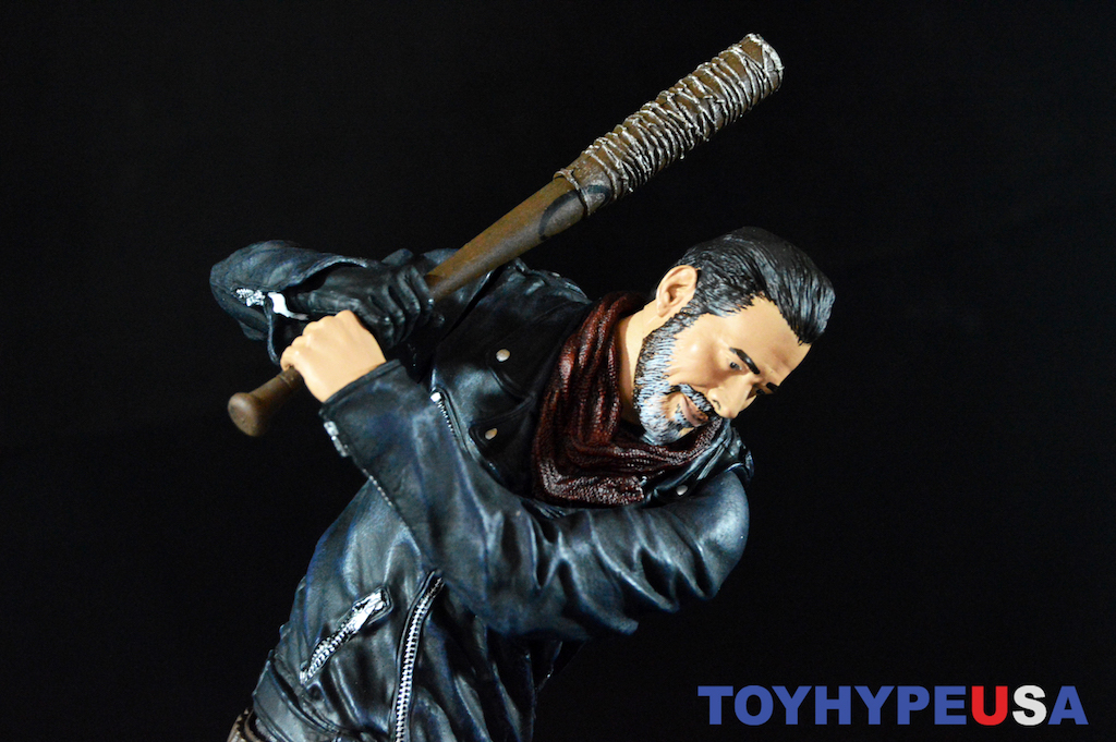 McFarlane Toys The Walking Dead 10″ Deluxe Negan Figure Review