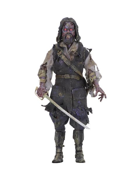 NECA Toys Announces Captain Blake From 1980's The Fog