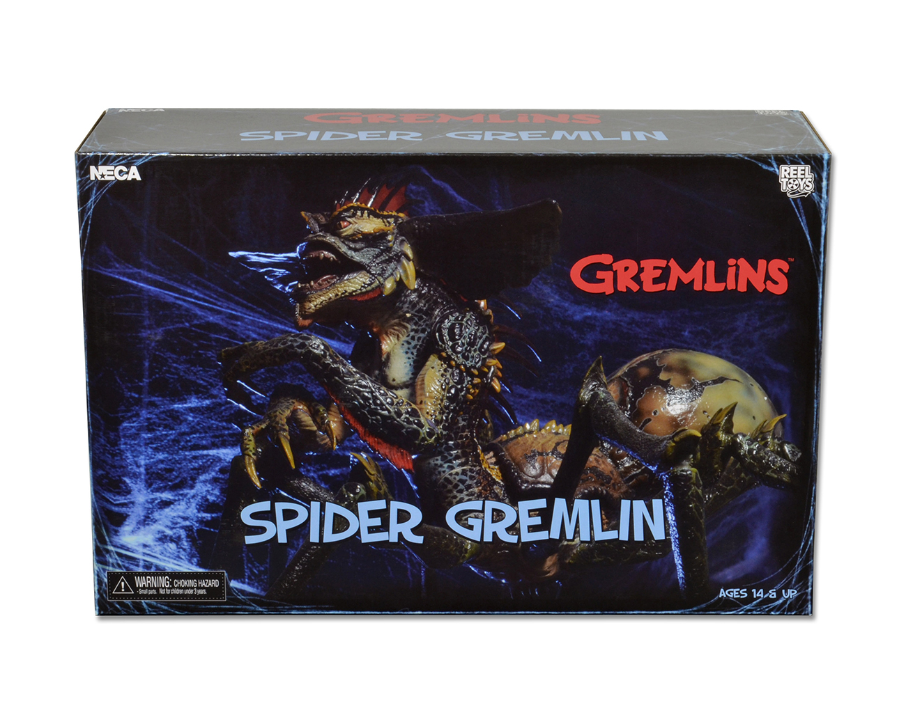 NECA Toys Shipping This Week – Gremlins 2 – Deluxe Spider Gremlin & Team Fortress 2 Figures
