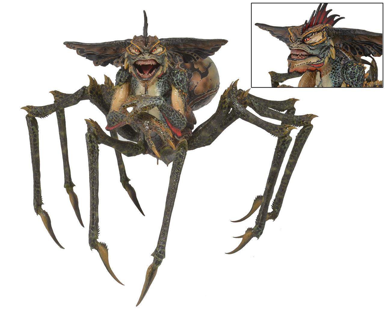 NECA Toys Gremlins 2 – Deluxe Spider Gremlin Figure Reissue