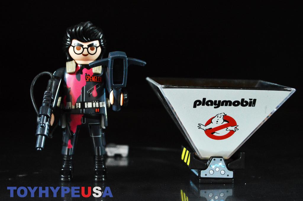 First-Look: Playmobil 9346 Ghostbusters Playmogram 3D Egon Spengler Figure Review