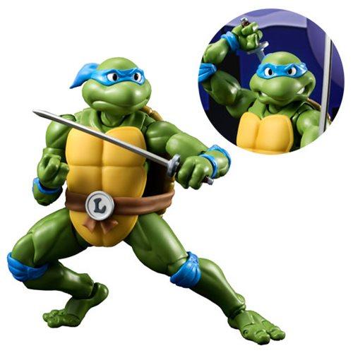 Entertainment Earth Daily Deal – S.H. Figuarts Teenage Mutant Ninja Turtles Leonardo Now $39.99