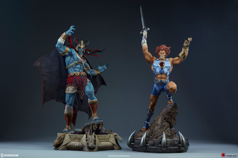 Sideshow Collectibles ThunderCats Lion-O Statue