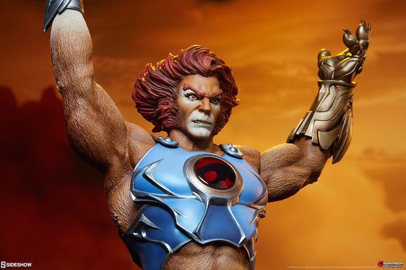 Sideshow Collectibles ThunderCats Lion-O Statue Pre-Orders