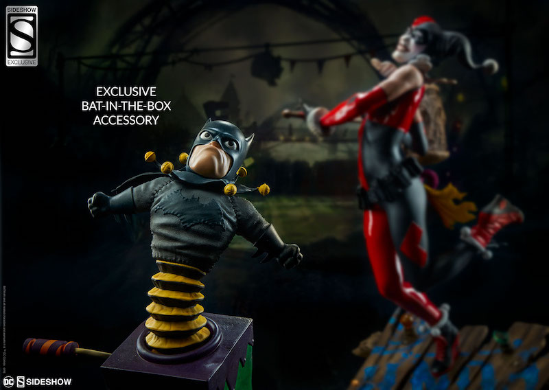 Sideshow Collectibles Harley Quinn Premium Format Figure Pre-Orders
