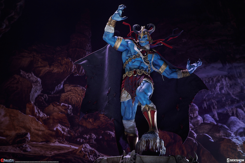 Sideshow Collectibles ThunderCats Mumm-Ra Statue