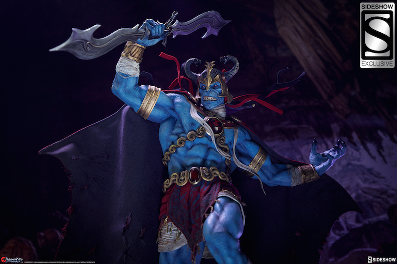 Sideshow Collectibles ThunderCats Mumm-Ra Statue Pre-Orders