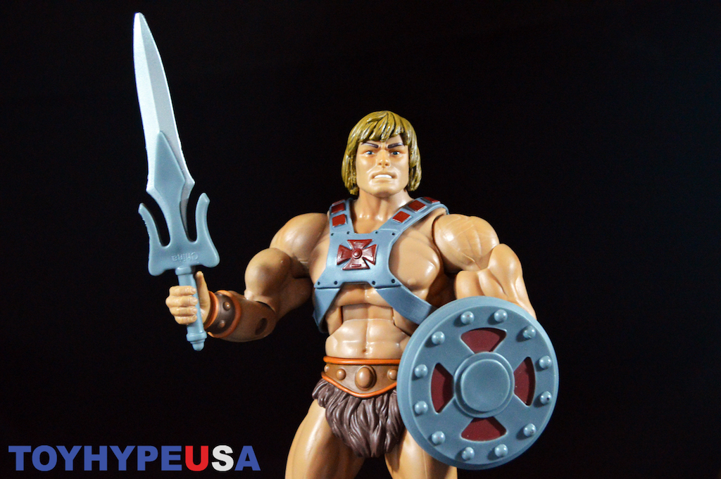 Super 7: Masters Of The Universe Classics Ultimate Edition He-Man Figure Review
