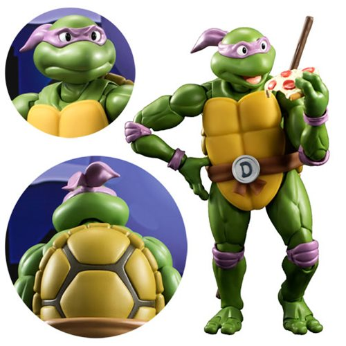 Entertainment Earth Daily Deal – S.H. Figuarts Teenage Mutant Ninja Turtles Donatello Now $39.99