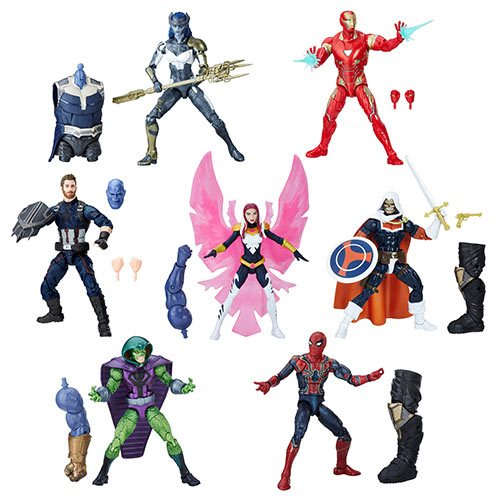 Entertainment Earth – Marvel Legends 6″ Avengers: Infinity War Figure Pre-Orders
