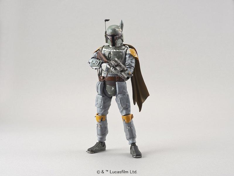 Bandai Tamashii Nations Star Wars Model Kits To See U.S. Distribution From Bluefin