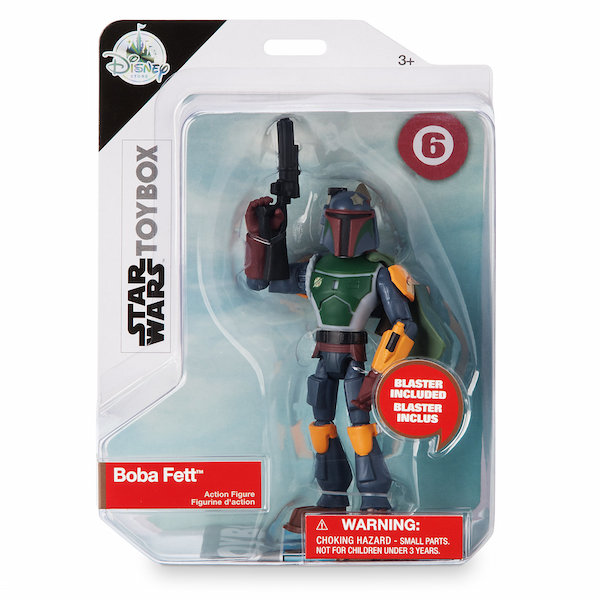 The Disney Store Offering Marvel, Star Wars & Pixar Toy Box Figures For $8