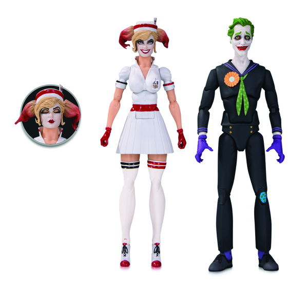 DC Collectibles Solicitations For October 2018 – DC Designer Series, DC Bombshells, Doomsday Clock & More