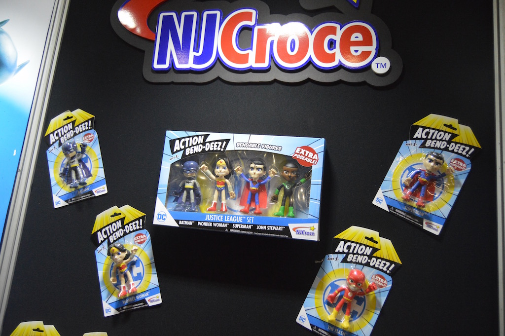 NYTF 2018 – NJ Croce Booth Coverage – It's All About Bendables