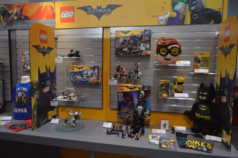 NYTF 2018 – LEGO Booth Coverage – Marvel, Star Wars, DC & More