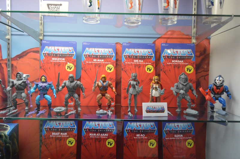 NYTF 2018 – Super 7 Booth Coverage – Masters Of The Universe & More