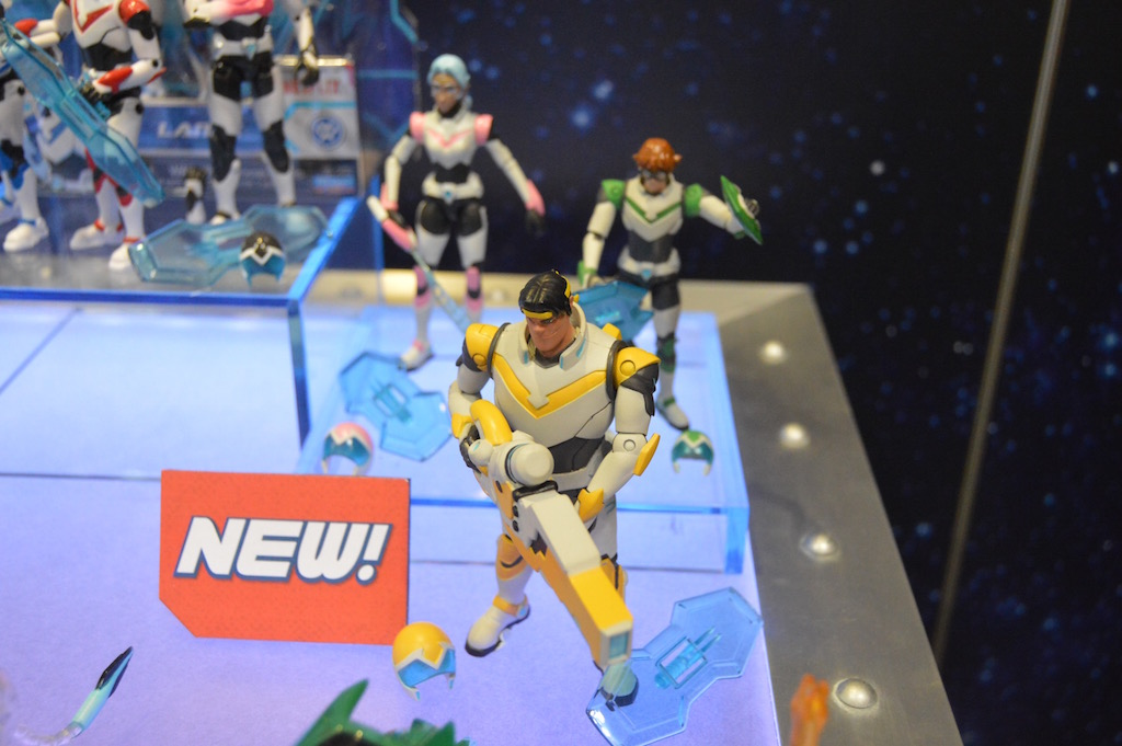 Playmates Toys Cancels All Basic Voltron 5″ Figures