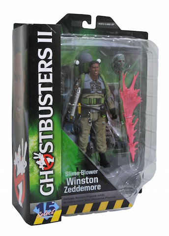 Diamond Select Toys Ghostbusters 2 Select Series 7 In-Packaging