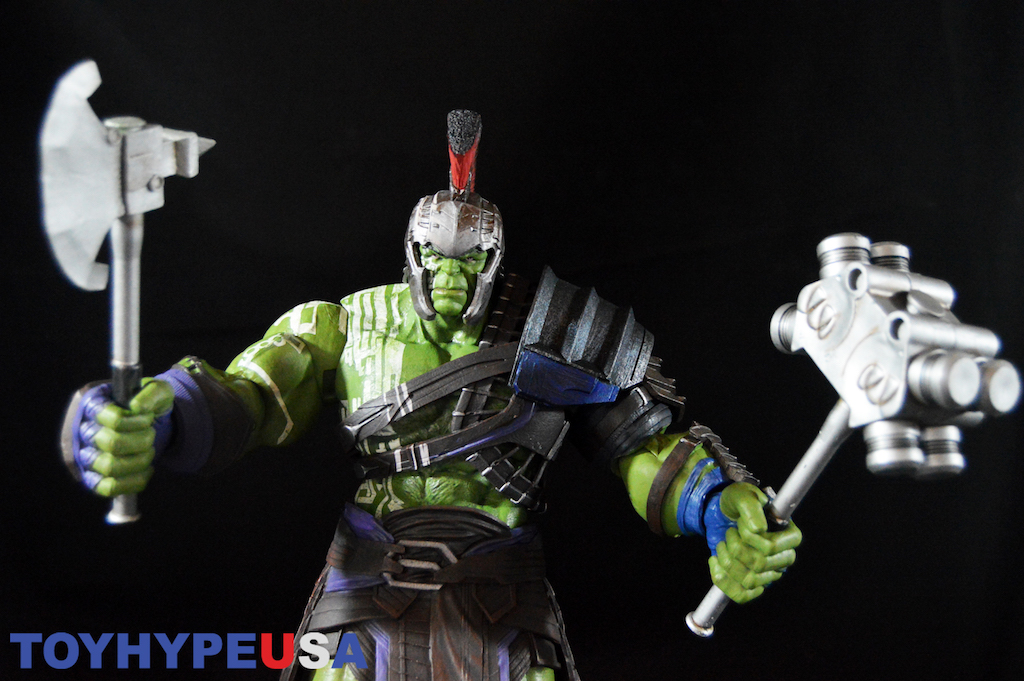 Diamond Select Toys Marvel Select Thor: Ragnarok Gladiator Hulk Figure Review