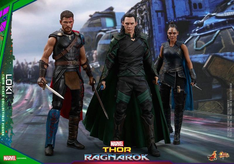 Hot Toys Thor: Ragnarok Loki Sixth Scale Figure Pre-Orders