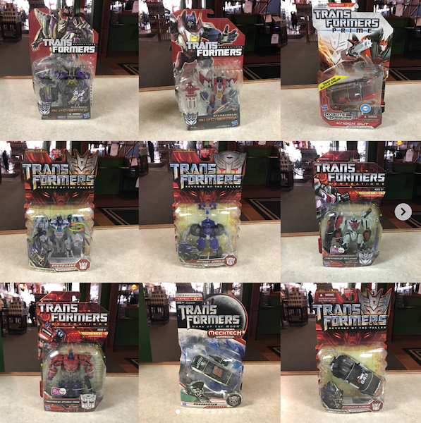 Kokomo Toys eBay Store – Transformers Generations, Dark Of The Moon & More