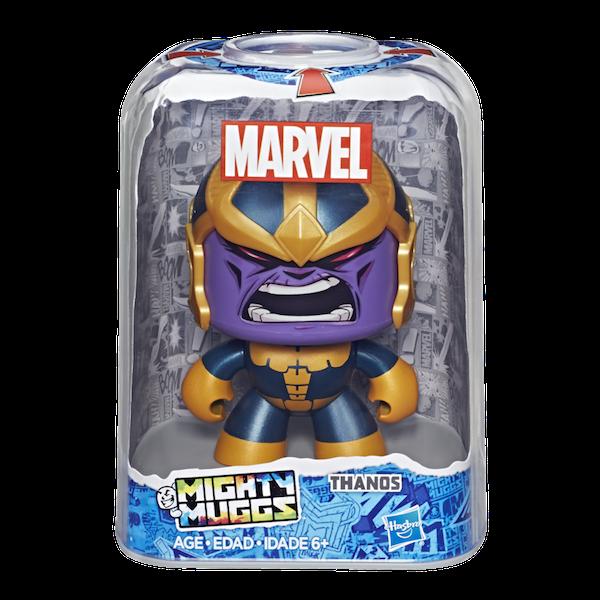 Hasbro New York ToyFair 2018 Reveals – Infinity Gauntlet, Star Wars & Mighty Muggs