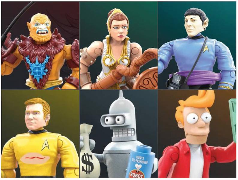 BigBadToyStore – Mega Construx Heroes Series 2 Pre-Orders
