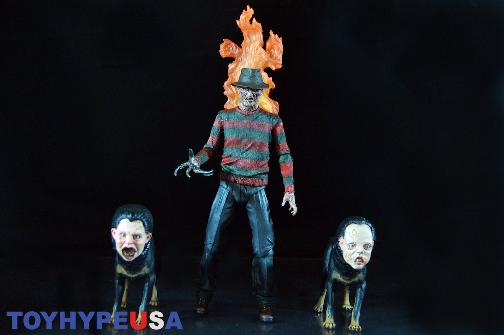 NECA Toys Nightmare On Elm Street – 7″ Scale Ultimate Part 2 Freddy Figure Review