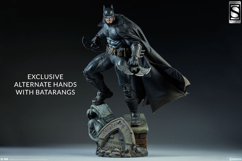 Sideshow Collectibles DC Comics Batman Premium Format Figure Now Shipping