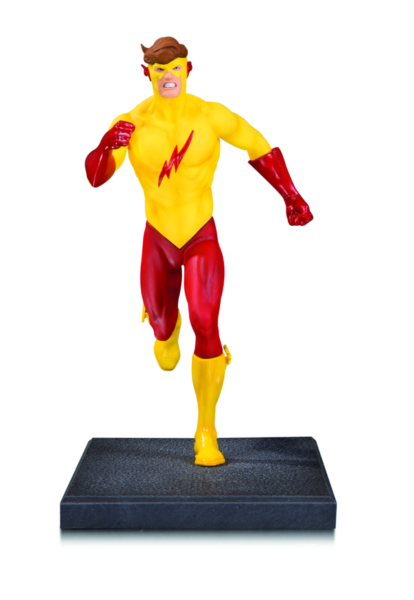 DC Collectibles Shipping This Week – Teen Titans Kid Flash & Wonder Girl, The Jokers Daughter Statues