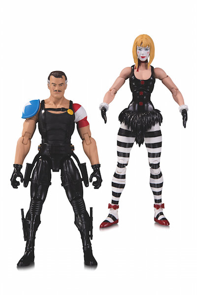DC Collectibles Solicitations For November 2018 –  Doomsday Clock, Bombshells, Statues, Artists Alley & More