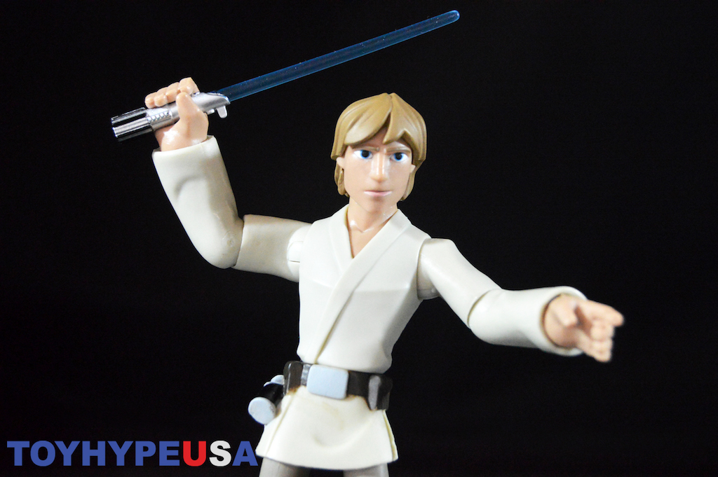 Disney Store Exclusive Star Wars Toy Box Luke Skywalker Figure Review