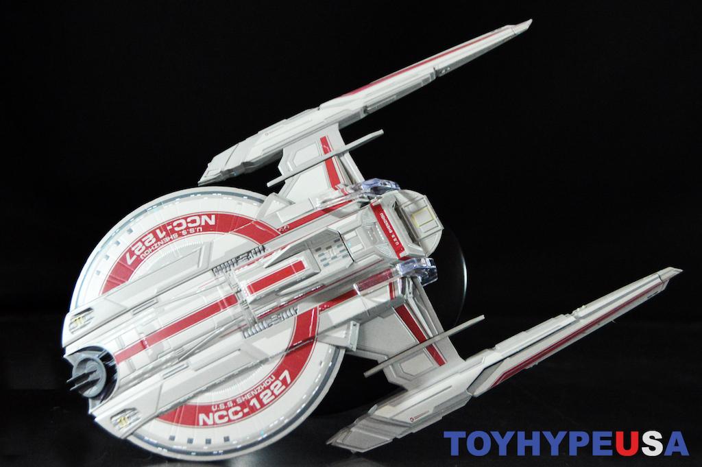 Eaglemoss Star Trek: Discovery U.S.S. Shenzhou Starship Review