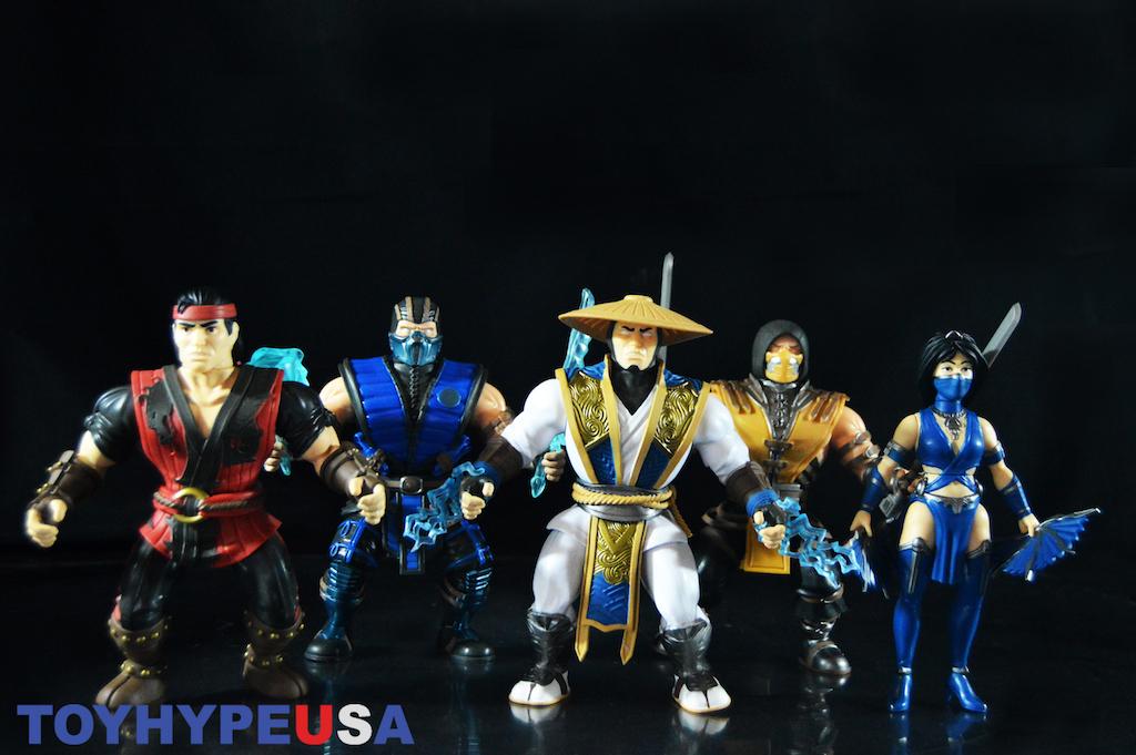 Funko – Mortal Kombat X Figures Review