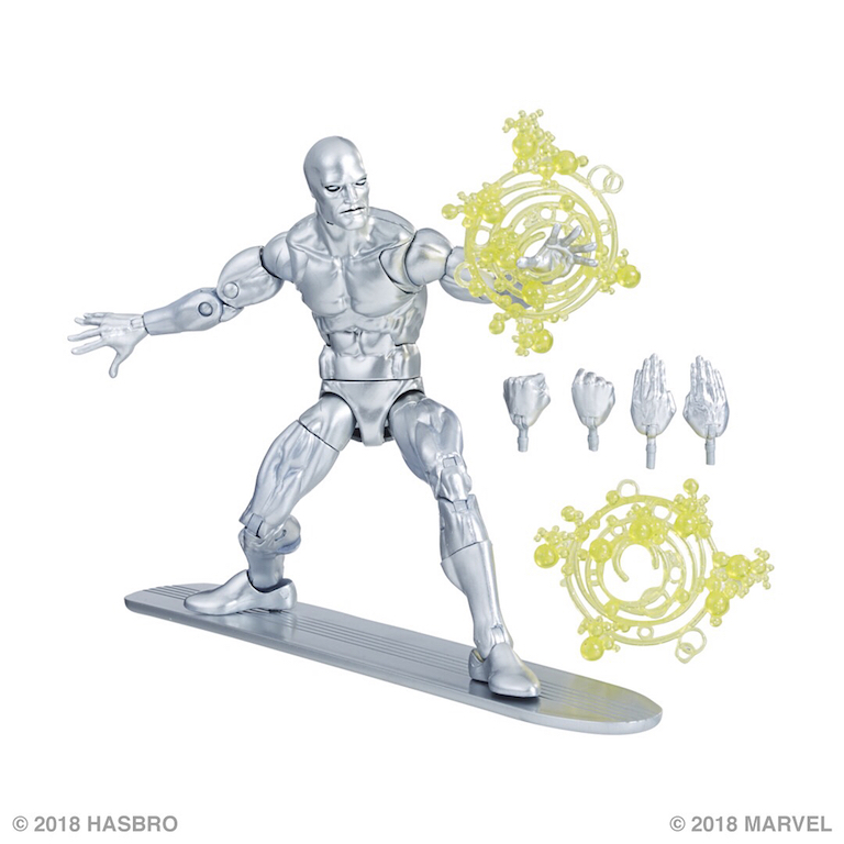 Hasbro Marvel Legends 6″ Walgreens Exclusive Silver Surfer Figure In-Stock Online