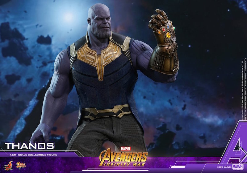 Hot Toys Avengers: Infinity War – Thanos Sixth Scale Figure