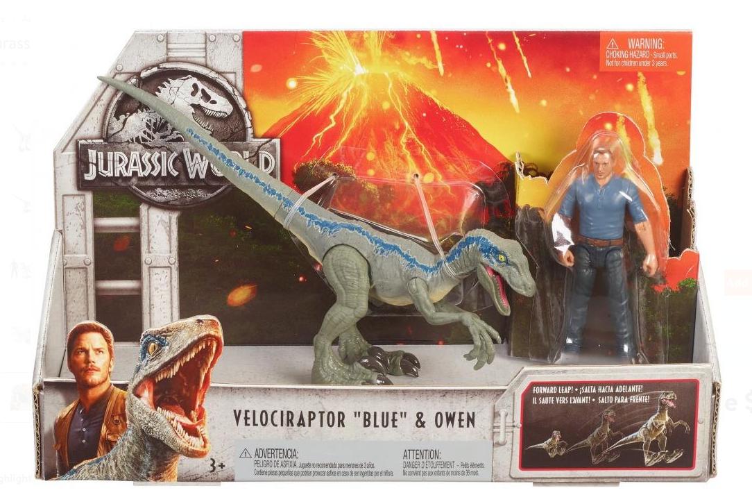 Jurassic World: Fallen Kingdom Toys In-Stock On Wal-Mart