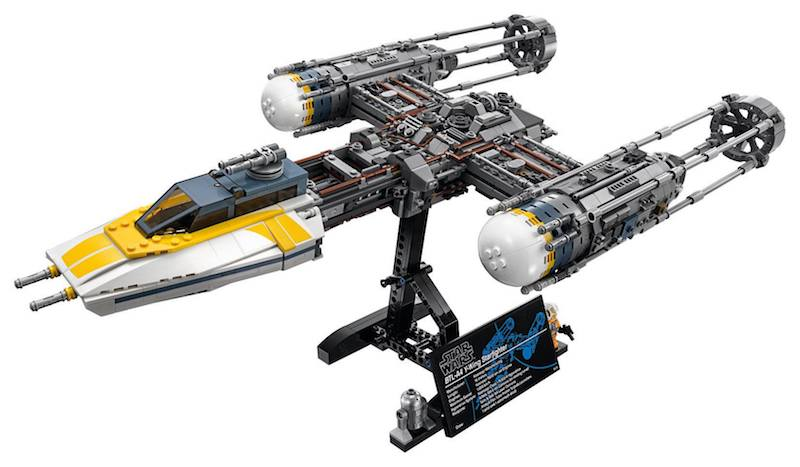 LEGO Star Wars 75181 Y-Wing Starfighter Set
