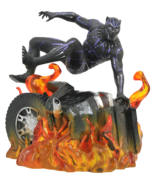 Diamond Select Toys – Coming This Fall: Black Panther, Kingdom Hearts & Harley Quinn
