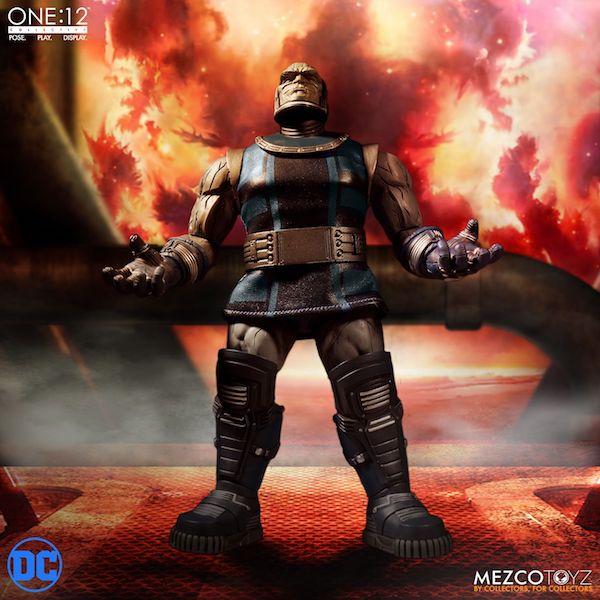 Mezco Toyz One:12 Collective DC Comics Darkseid Figure