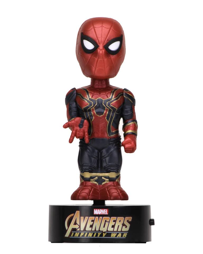 NECA Toys Shipping This Week – Avengers: Infinity War Body Knockers