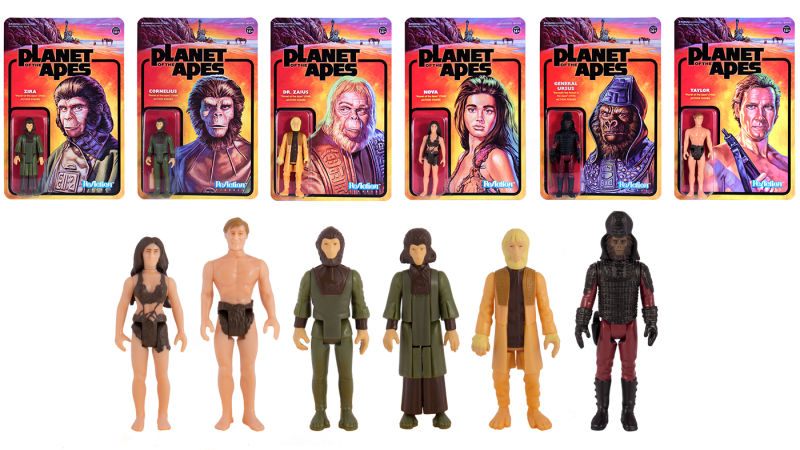 Super 7 Planet Of The Apes Interview With Brian Flynn
