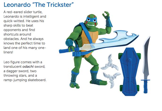 Playmates Toys Rise Of The Teenage Mutant Ninja Turtles Pre Orders