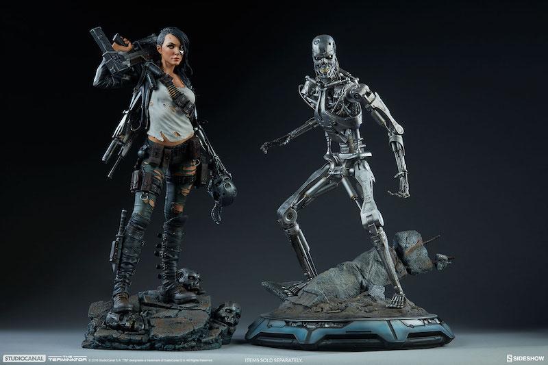Sideshow Collectibles The Terminator – Rebel Terminator Mythos Premium Format Figure Pre-Orders