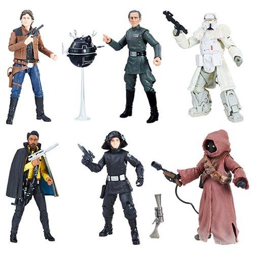 Entertainment Earth: Hasbro Star Wars The Black Series 6″ Grand Moff Tarkin Figure